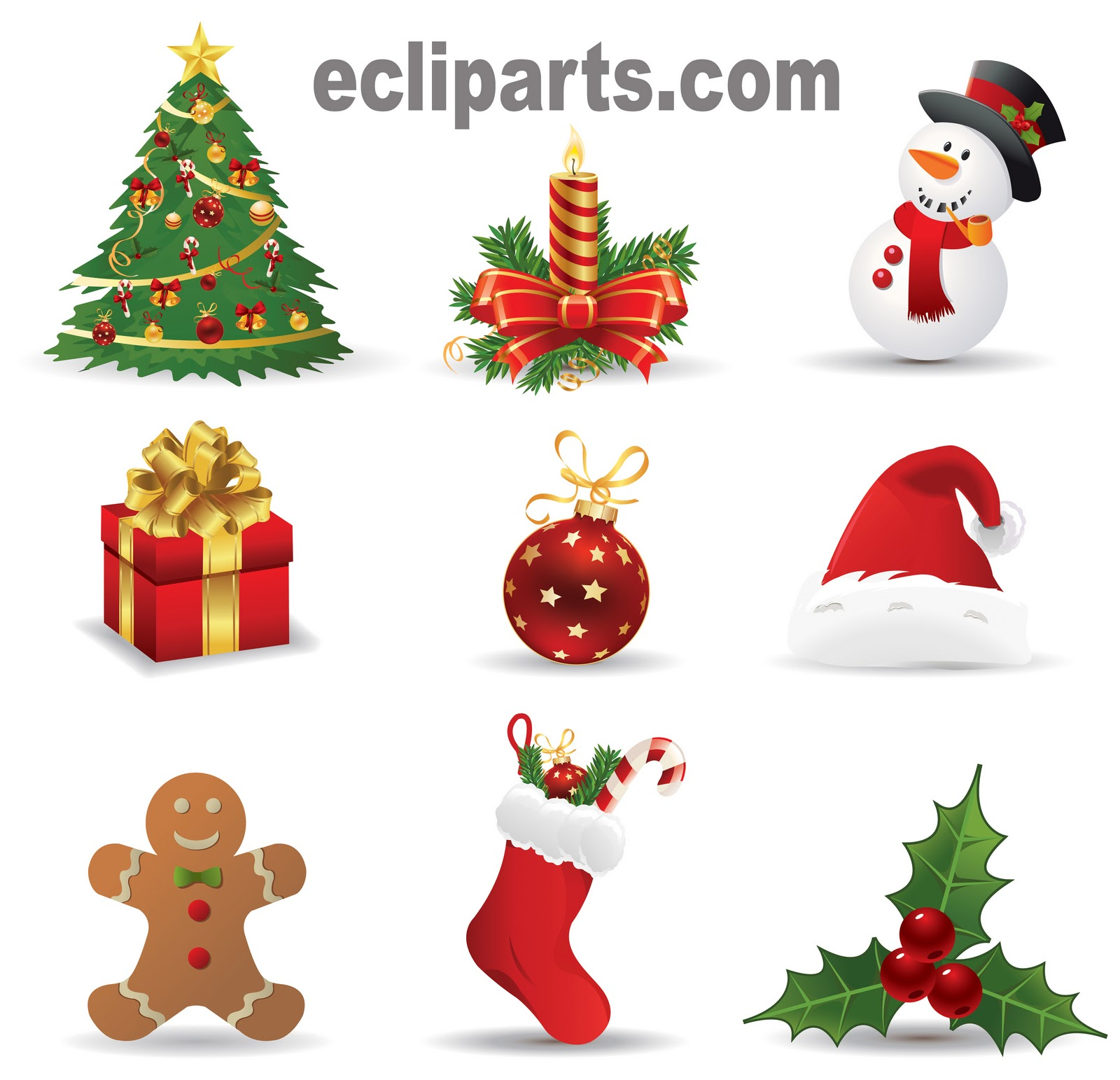 Christmas Images Free Clipart.