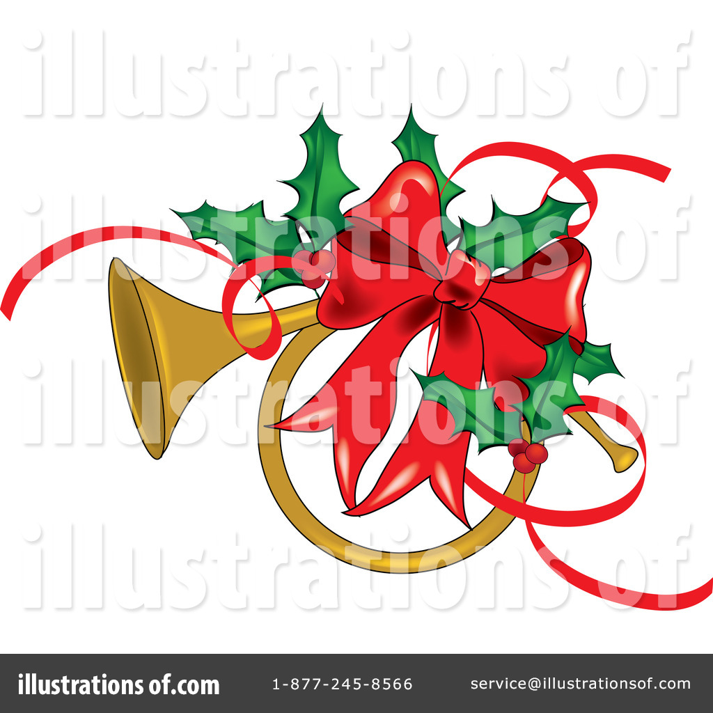 French Horn Clipart #436256.