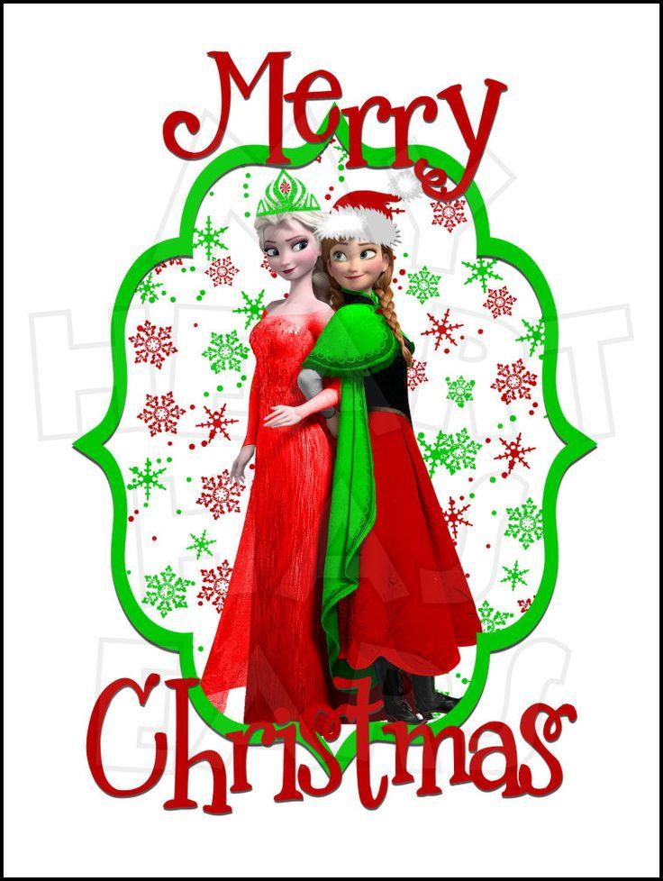 Disney Sven Christmas Clipart.