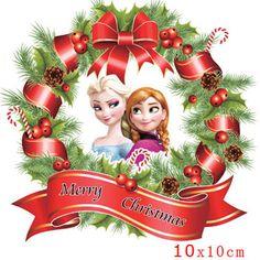 Disney Frozen Christmas Clip Art.