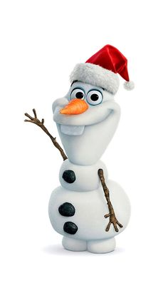 Christmas Frozen Clipart.