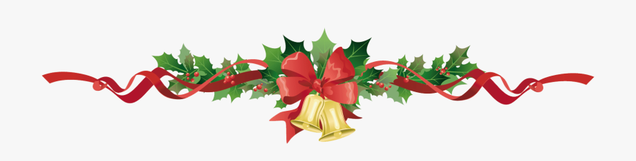 Christmas Garland Png.