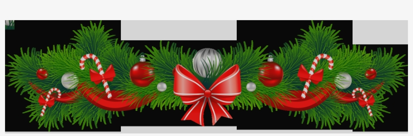 Free Christmas Garland Clipart The Cliparts Christmas.