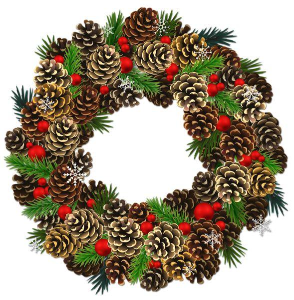 Wreath Clipart Transparent Background