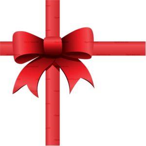 Christmas Gift Bows.