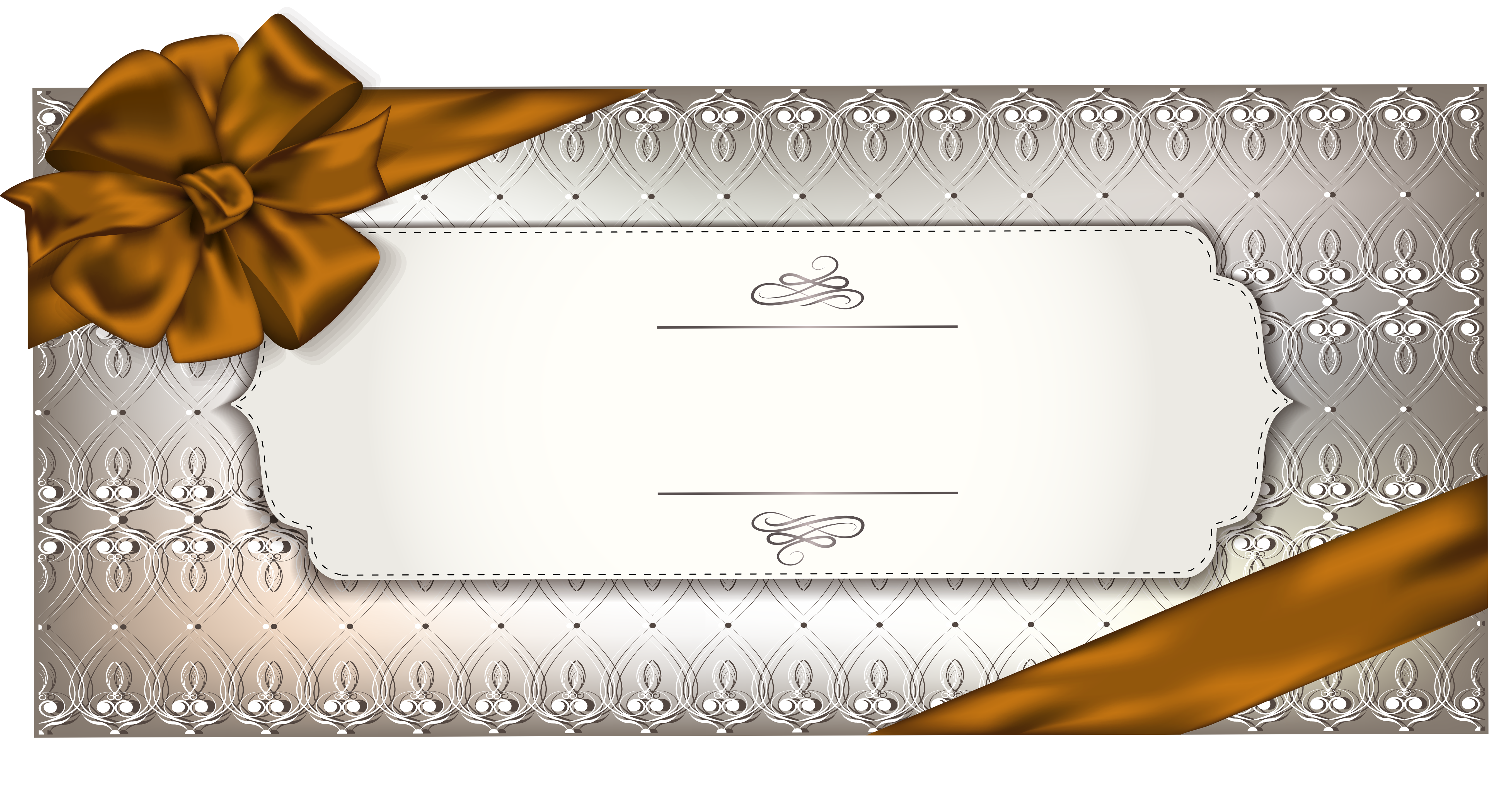 gift certificate clip art.