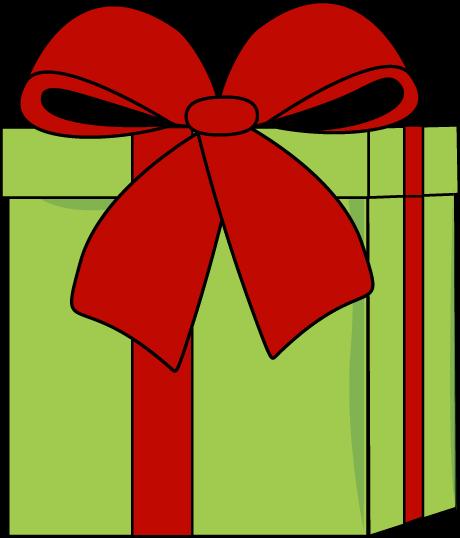 Xmas Gift Clipart.