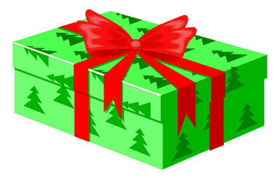 clipart of christmas gifts #18