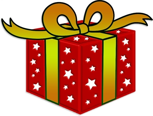 Christmas Presents Images Clip Art.