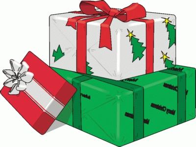 Christmas Presents Clipart Tumundografico.