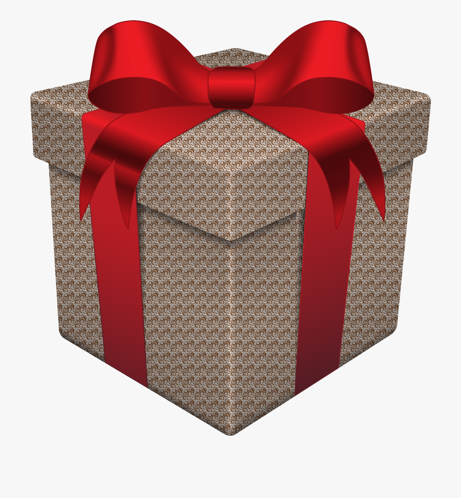 Gift Box Deco Transparent Png Clip Art Ⓒ.