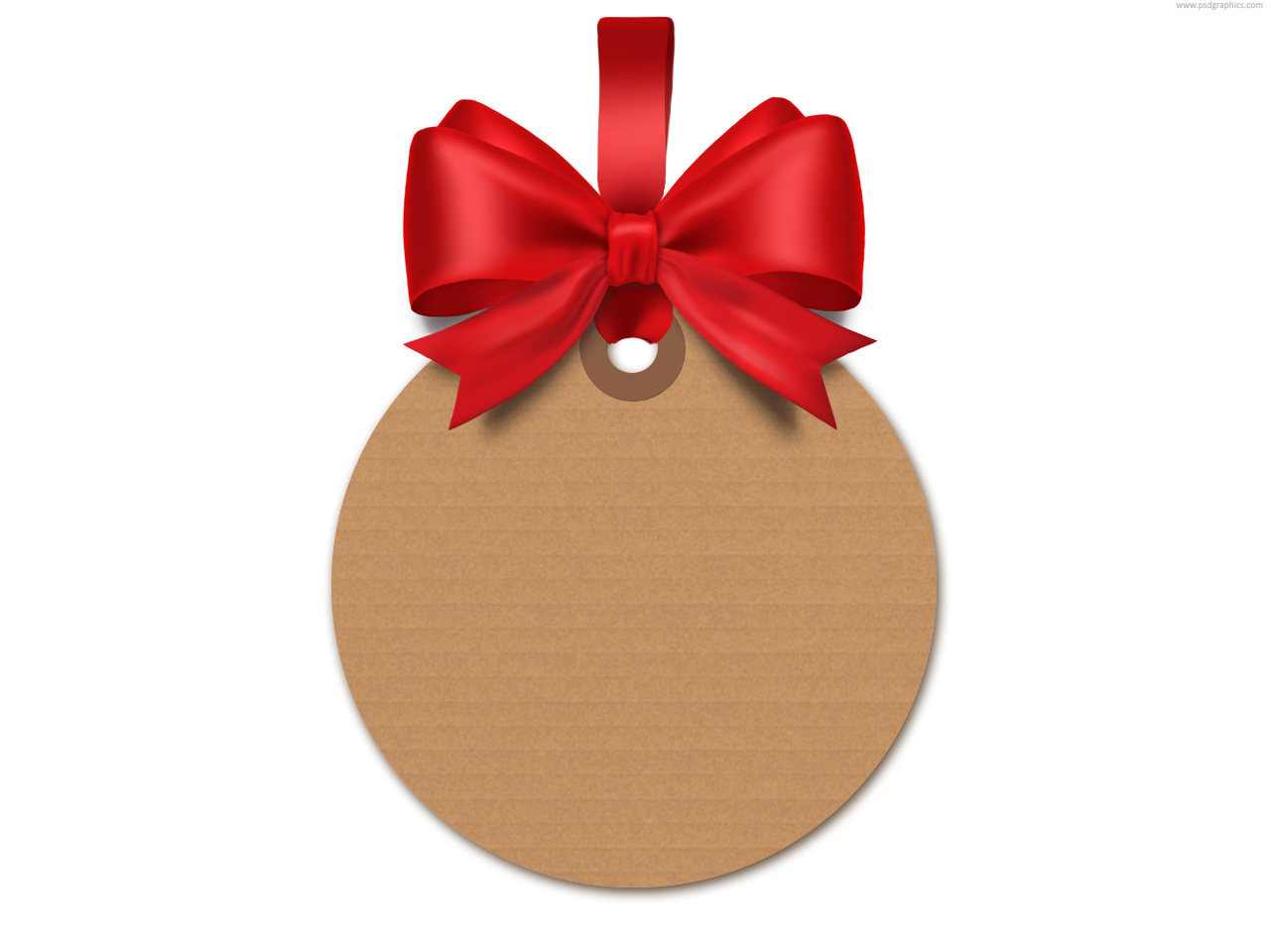 Gift Tag PNG Transparent Gift Tag.PNG Images..
