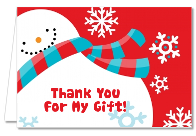 Christmas thank you notes madinbelgrade clipart.