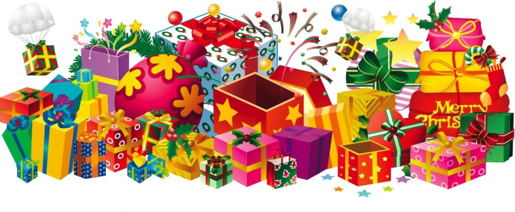 Christmas gifts clipart png 2 » Clipart Station.