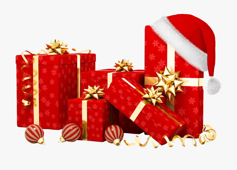 Christmas Present Clipart Png.