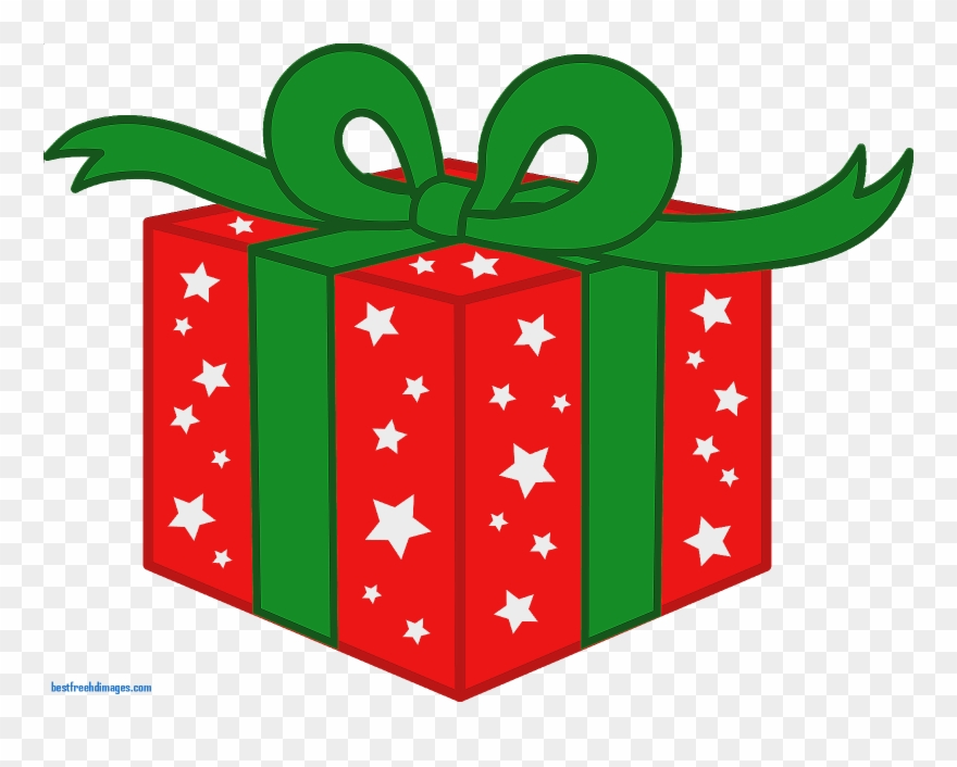 Christmas Gift Clipart Png Transparent Png (#564633).