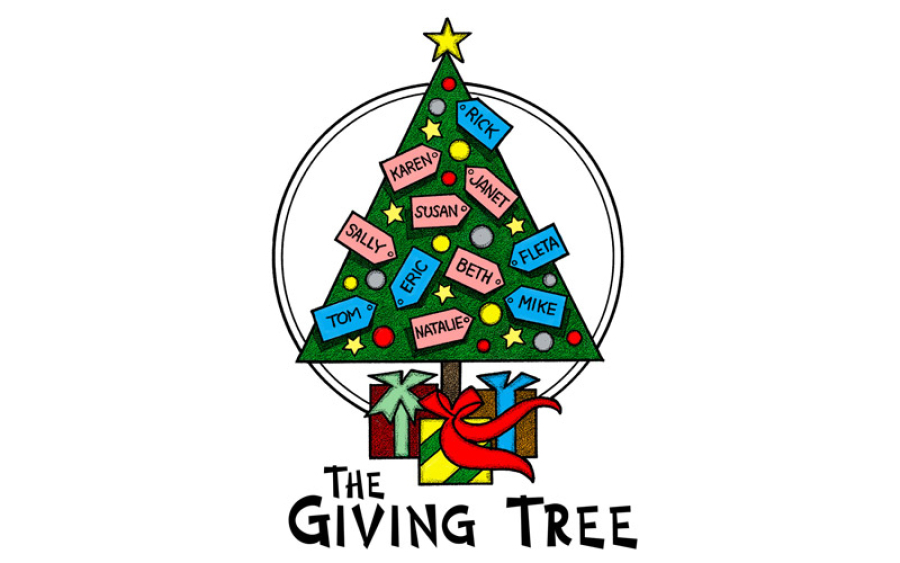 News: BCS Christmas Giving Tree.