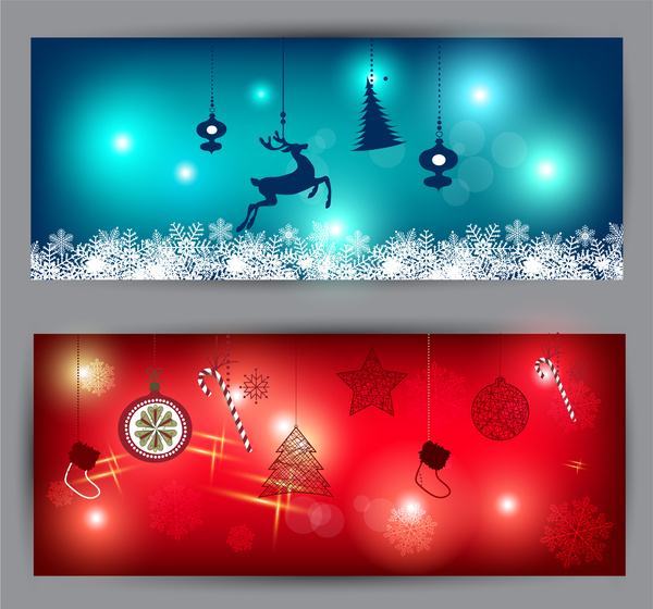 Christmas banner clipart free vector download (15,892 Free vector.