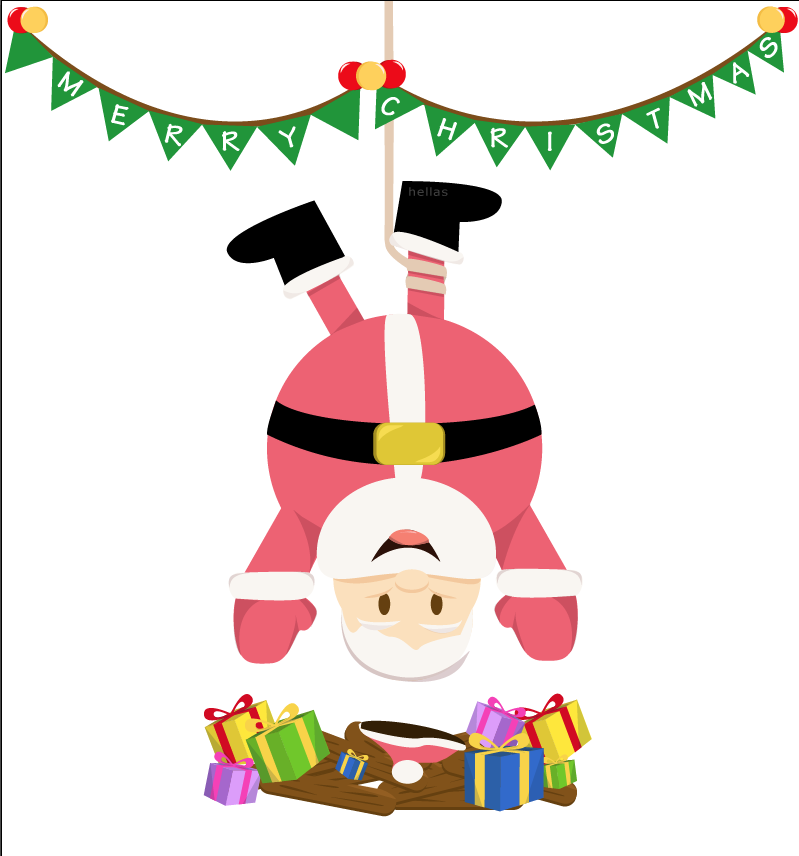 Free Christmas Greetings Clipart Graphics and Images.