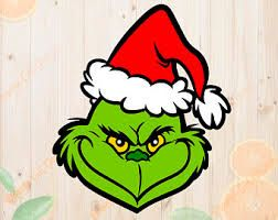 Image result for grinch clipart.