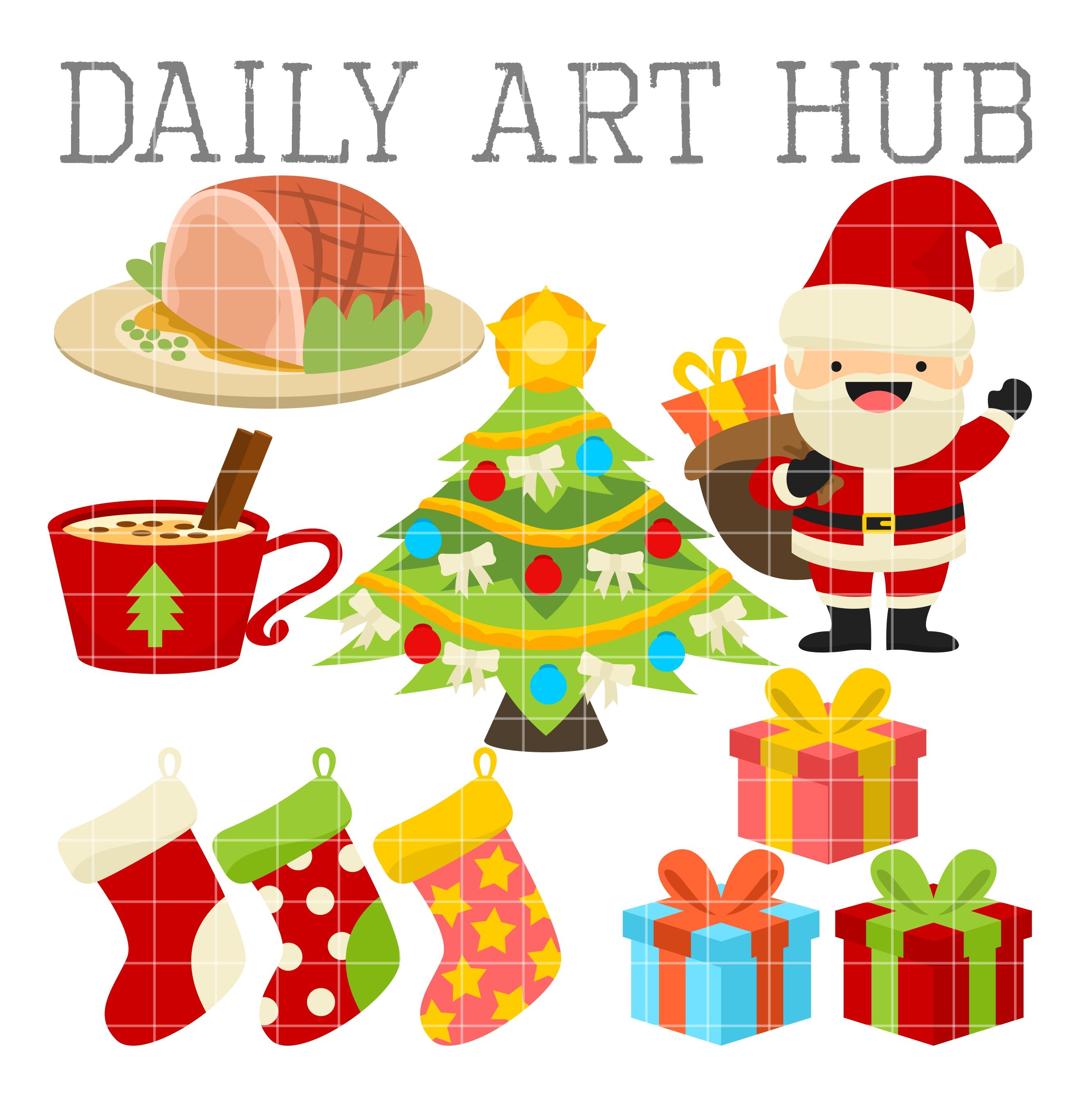 Christmas borders ham clipart clip art library.