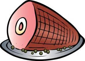 Similiar Turkey And Ham Clip Art Keywords.