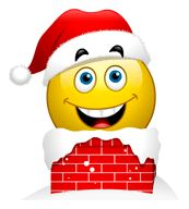 33 Best christmas emoticons images in 2018.