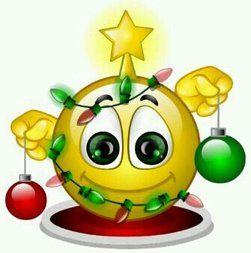 Christmas Tree smile ….