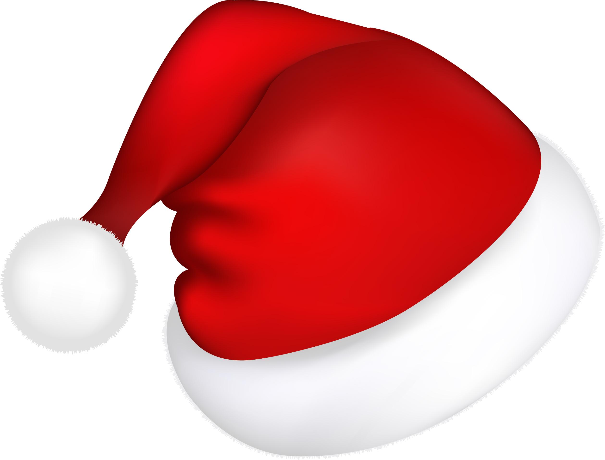Santa hat clipart free download.