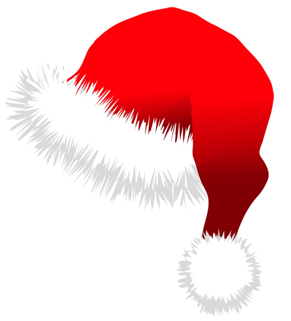 Red Christmas Hat Clipart.