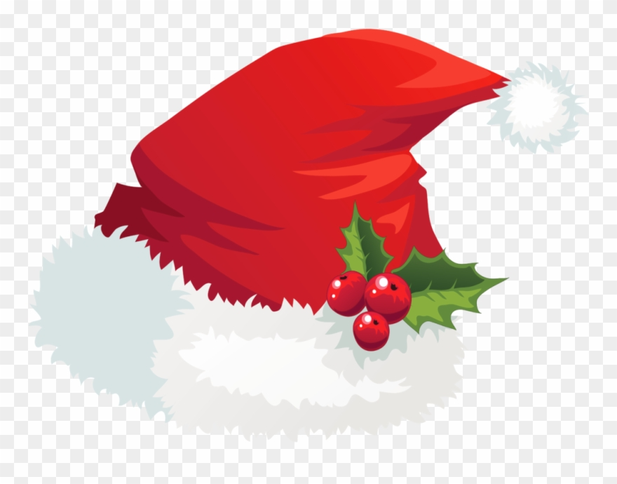 Christmas Santa Claus Hat Clipart Christmas Free Picture.