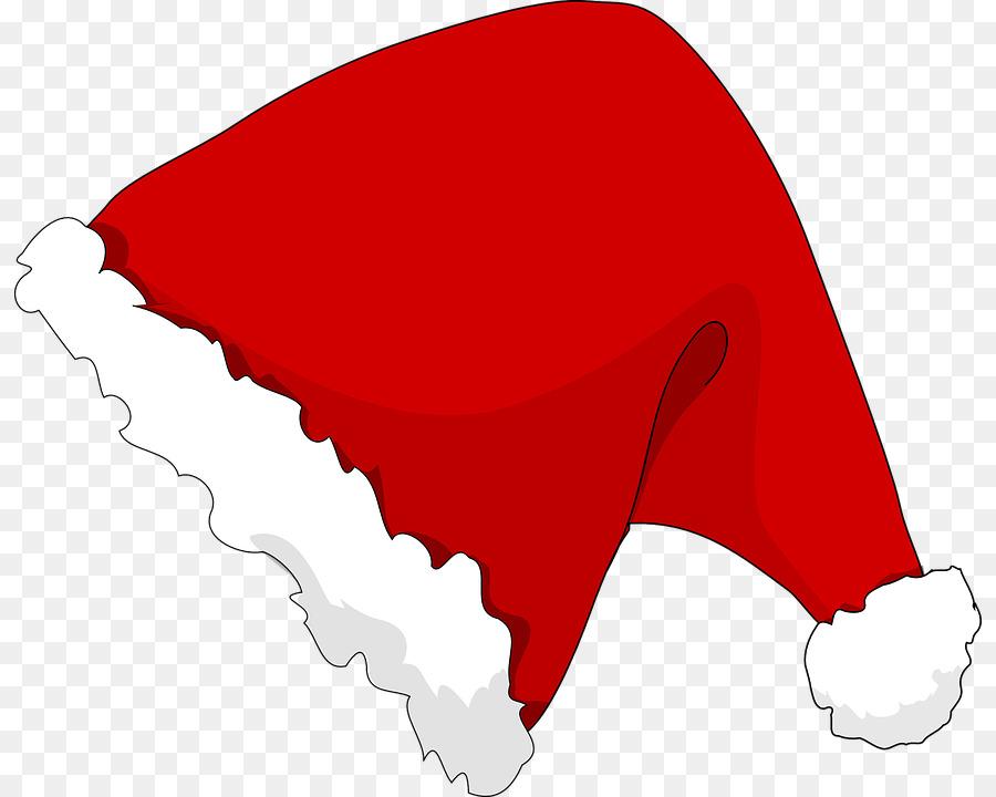 Cartoon Christmas Hat clipart.