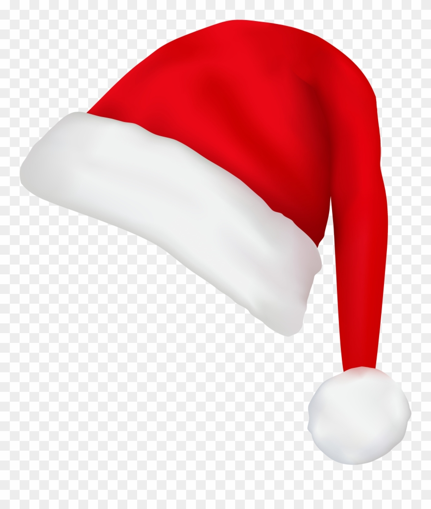 Pink Christmas Hat Png Graphic Library Stock.