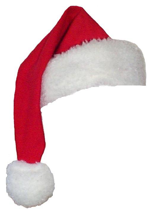 Santa Claus Hat PNG High.