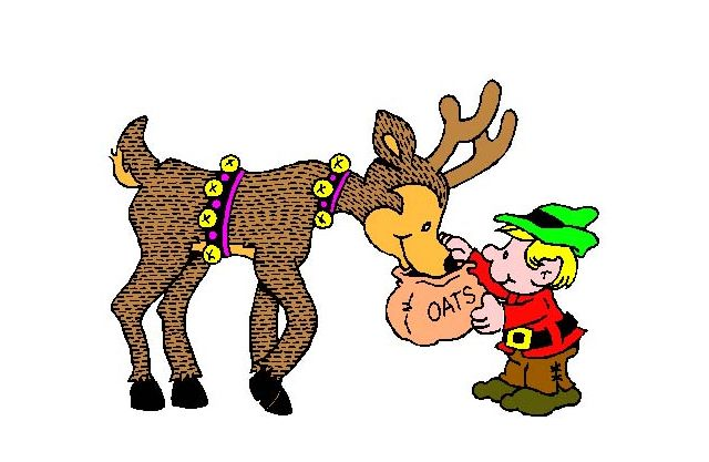 11 Places to Find Free Christmas Clip Art.