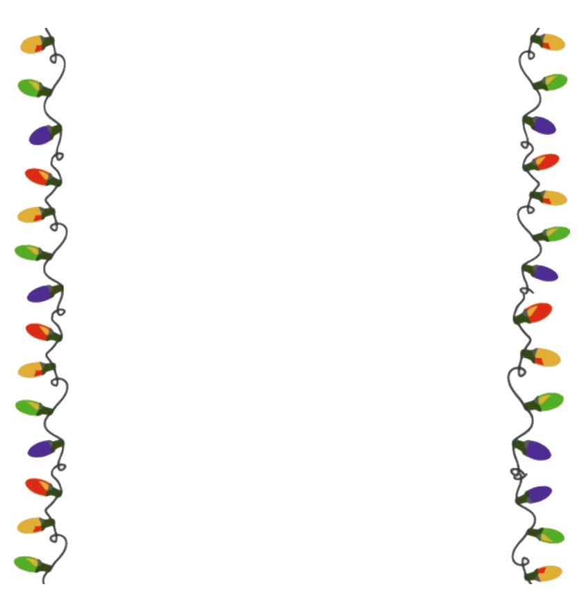 Christmas Lights Border Png ,HD PNG . (+) Pictures.