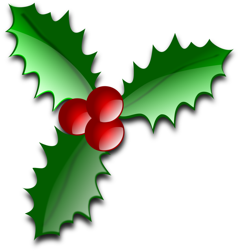 Clipart Holly & Holly Clip Art Images.