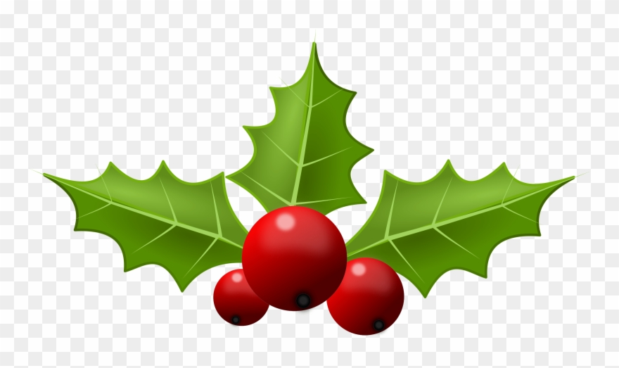 Free Holly Clipart Public Domain Christmas Clip Art.