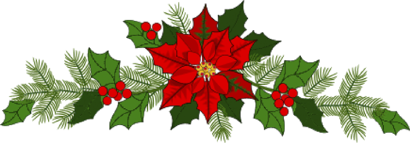 Clipart of christmas wreaths 3 image 2.