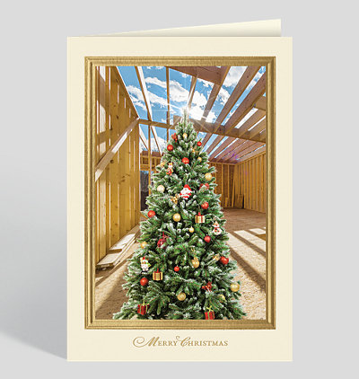 Construction Industry Christmas Cards.