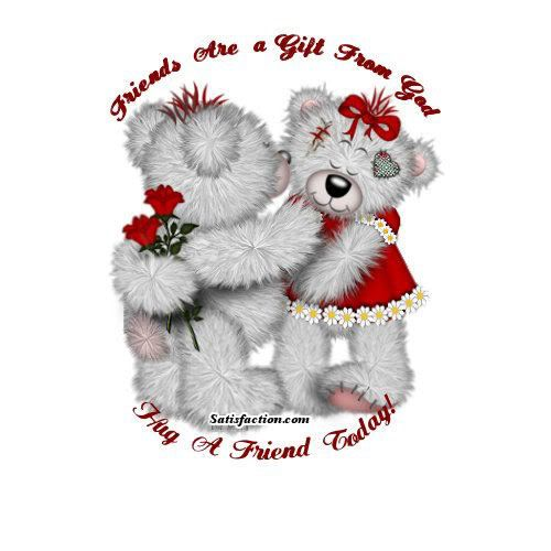 Christmas hugs clipart collection 2.