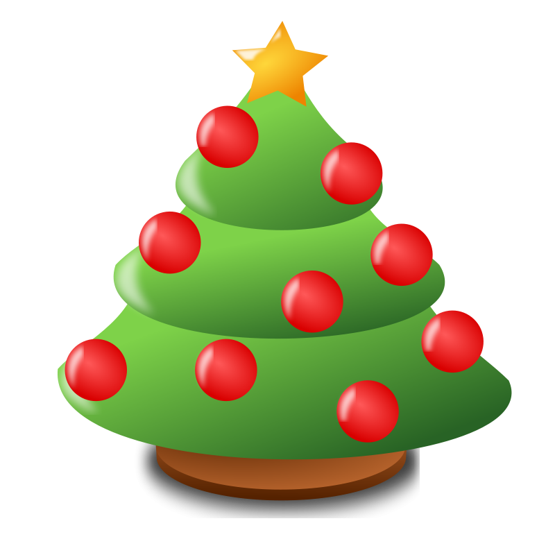 Free Clipart: Christmas Icon.