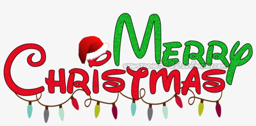 Merry Christmas Clipart Png Format.
