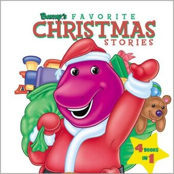 Barney\'s Favorite Christmas Stories.