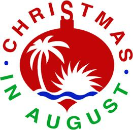 Planning for Christmas in August.
