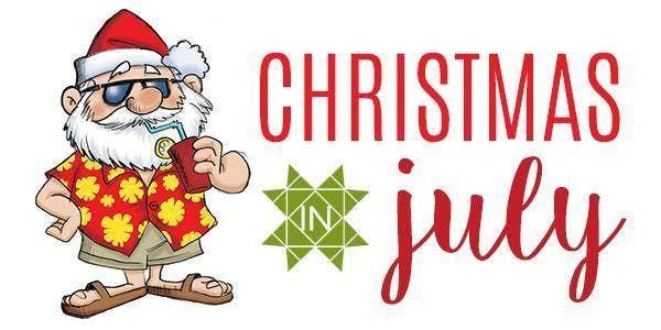 Christmas in July Retreat July 31.