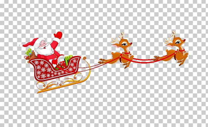 Santa Claus Christmas Public Holiday Wish Heaven PNG.