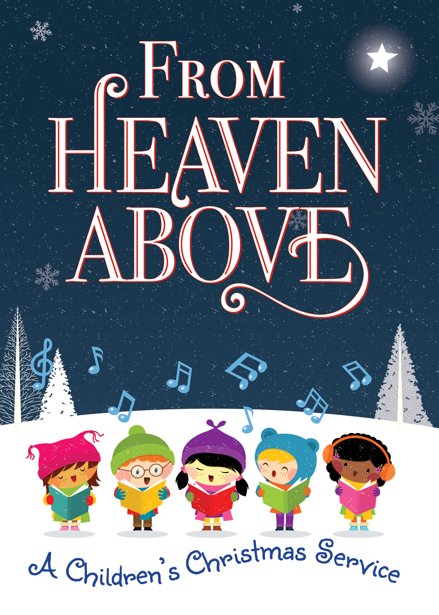 From Heaven Above Children\'s Christmas Service.