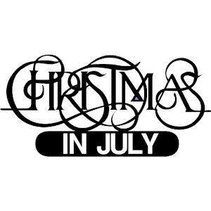 Christmas July clipart, cliparts of Christmas July free.