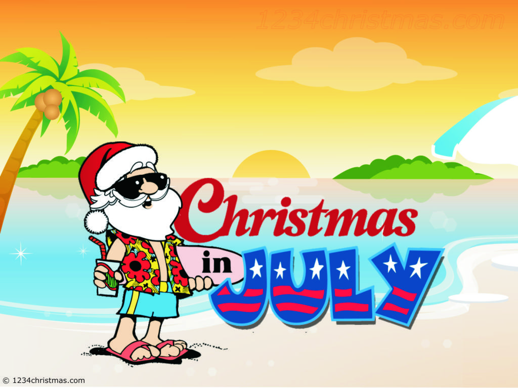 Christmas in July Desktop Wallpapers for FREE Download.